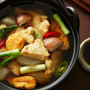 부산어묵/어묵탕 꼬지어묵1.1kg(육수용소스2봉)