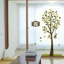 조인컴퍼니 아트스티커 나무1_MRT-001 인테리어 창문