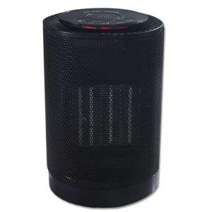 도리도리 코지온 세라믹 에어히터 인버터 온풍기 블랙