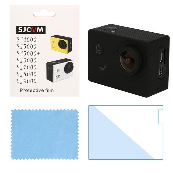 SJ4000 9000 짭프로 액션캠 액정 보호 필름 화면보호