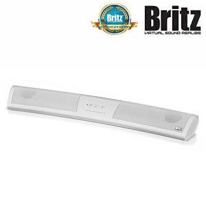 BZ-SP600X 화이트 PC 컴퓨터 커브드 사운드바 스피커