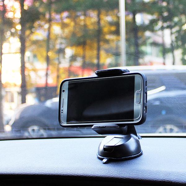 카르니 자동차 차량용 핸드폰 거치대 한손거치가능