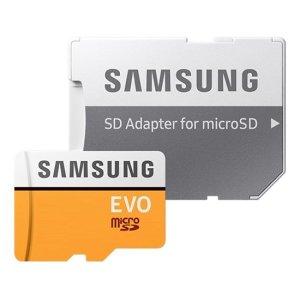 삼성 마이크로SD 생활방수 SD어뎁터포함 256GB