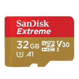 마이크로 SD카드 샌디스크 익스트림 어댑터포함 32GB