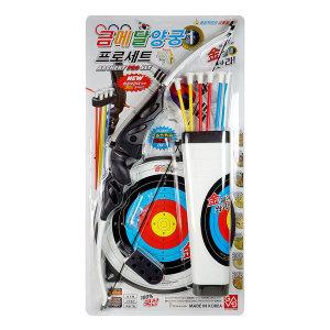 금메달 양궁다트 프로세트 활쏘기