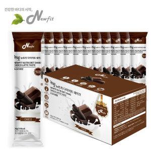 단백질 다이어트 쉐이크 초코맛 25g x 14포 패키지