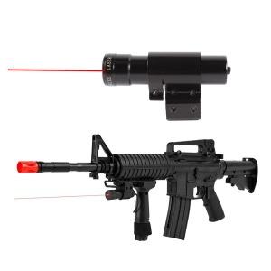 권총 소총 스나이퍼건 조준 사격용 레이저 비비탄 GUN