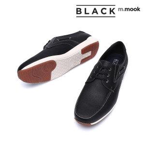 Black 806M  밴딩 보트슈즈 블랙 517813257AA
