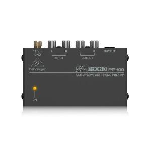 PP400/PP-400/포노단자 프리앰프/LP신호변환/포노앰프