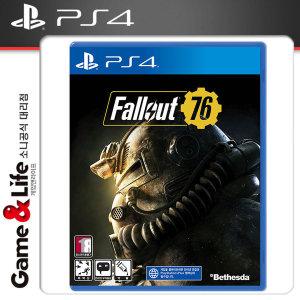 PS4 폴아웃 76 일반판 한글판 /온라인필수