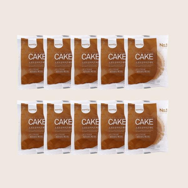 [삼립] 모카케익 10봉