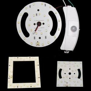 국산 센서 직부모듈 15W 컨버터포함 LED/센서등/현관