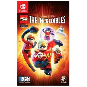 (스위치)레고 인크레더블 한글 중고제품