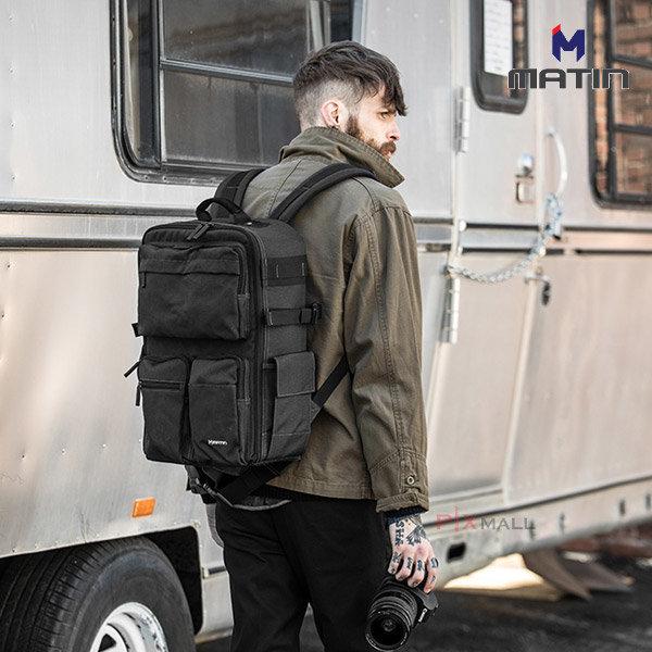 매틴 클레버250 백팩 카메라가방/DSLR백팩 노트북수납