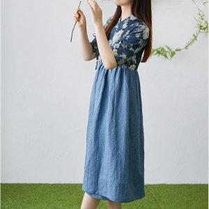 P1121 - Hanbok (여성 한복) hde 종이옷본 패턴 DIY