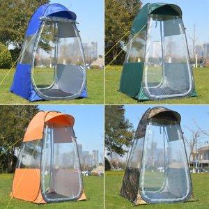 당일발송 1인용 낚시용 원터치 텐트