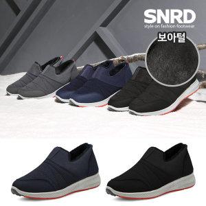 패딩슬립온 겨울신발 방한화 털운동화 스니커즈 SN514