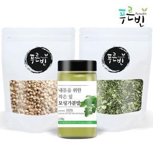 모링가 잎 차 / 모링가 분말 / 모링가 씨앗 /티백