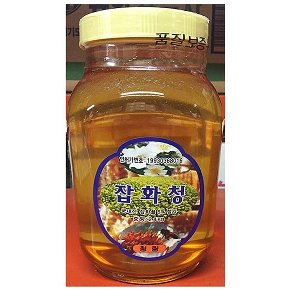 잡화꿀(청림 2.4K)/꿀홍삼/벌꿀