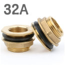 신주 물탱크 피팅 32A 피딩 소변기 휘팅 연결 부속