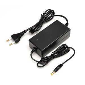 알파스캔 모니터 아답터 12V 5A 전원케이블 일체형