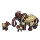 엔틱코끼리세트 대 장식소품 꾸미기 집들이 개업선물
