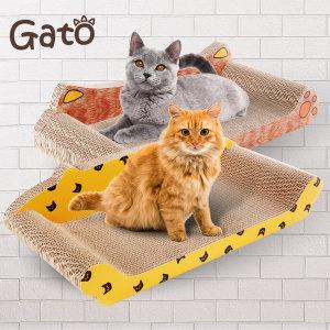 가또 고양이 스크래쳐 킹소파 65cm특대 장난감 용품