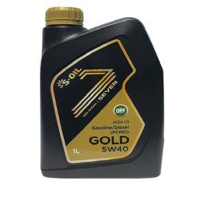 S-OIL 7 에스오일 세븐골드 5W40 1L