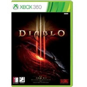 XBOX360 디아블로 3 / 정식발매/중고/ DIABLO3