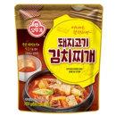오뚜기 옛날 돼지고기김치찌개 280g/즉석국/탕/찌개