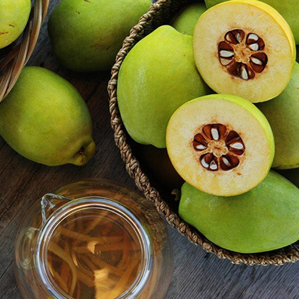 향긋한 모과 햇 모과 5kg(중과/11-15과내외)