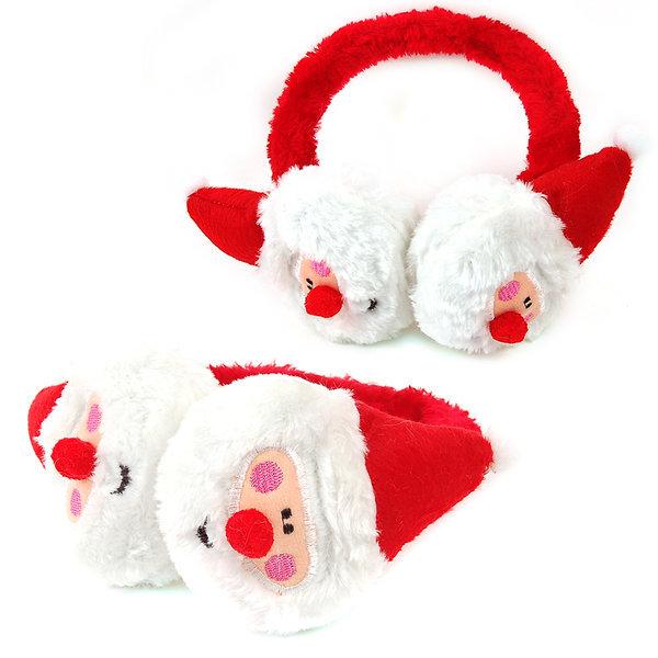 보들보들산타귀마개 크리스마스 어린이 아동 귀마개