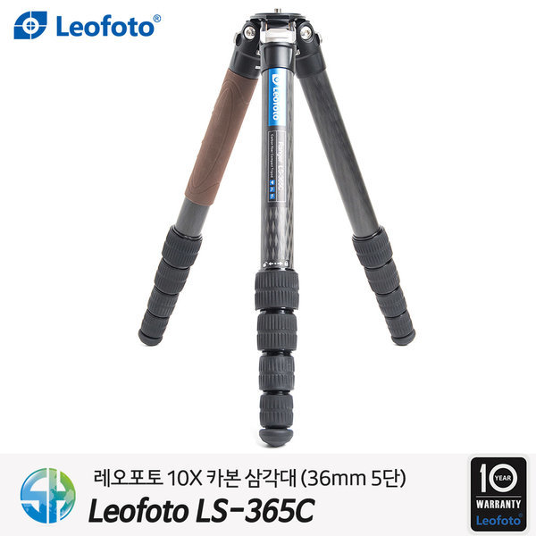 레오포토 LS-365C 카본 삼각대 x10 /S