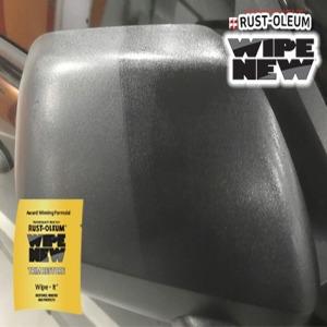WIPENEW 자동차 플라스틱 복원 복원제 광택 광택제