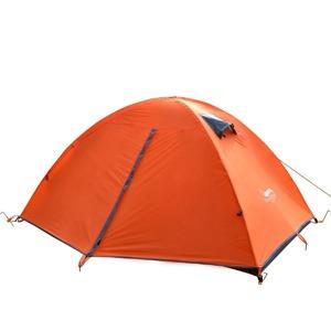 1.8kg 휴대용 백패킹 텐트 / 캠핑 경량 1인 2인