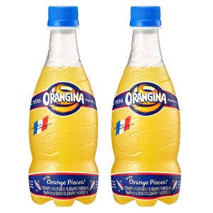 오랑지나420mlx20펫/음료수/탄산음료