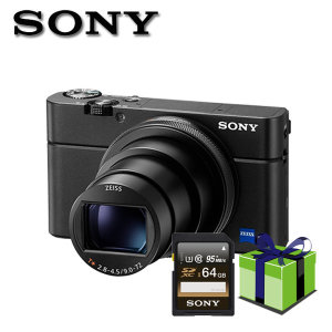 DSC-RX100VI 소니64G/가방외5종증정 카메라 RX100M6