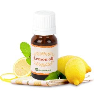 순수 천연 레몬 에센셜 오일 직수입 10ml