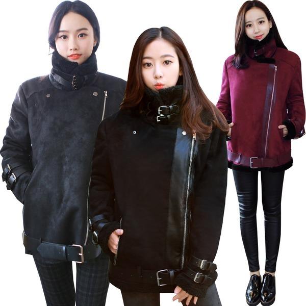 패션라인 겨울신상 파격세일 롱패딩점퍼/양털/무스탕