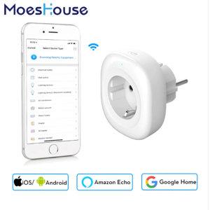 Mini Wifi Smart Socket EU Plug Mobile APP Remote