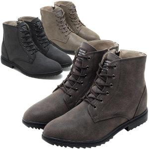 런칭 남자 키높이 워커 7CM 워커부츠 신발