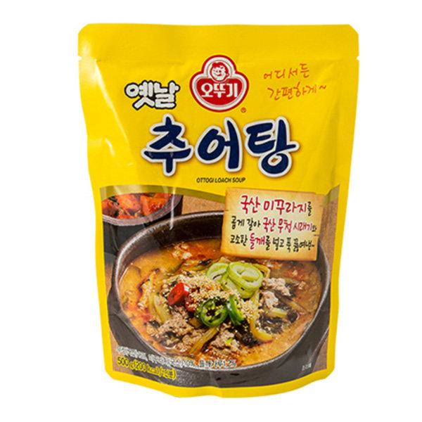 오뚜기 추어탕 500g/즉석탕/탕/국/즉석국/추어탕