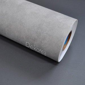 (현대인테리어필름) 현대인테리어필름 기포없는에어프리 접착식 시멘트 콘크리트시트지필름 LW821