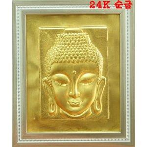 순금24K/황금불상/순금박으로 장식한 부처님상/선물