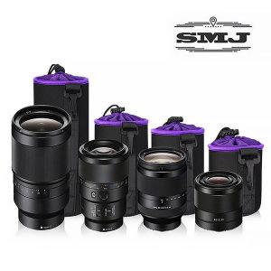 SMJ 렌즈케이스 파우치 S M L XL 악세사리 카메라.