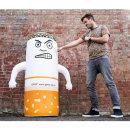 금연교육용품 풍선 캠페인 흡연예방 인형모형 수업