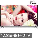 LEDTV 122cm 48 티브이 텔레비젼 티비 모니터 삼성패널