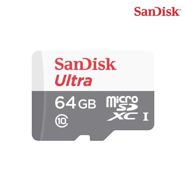 SOI 샌디스크 울트라(80mb) 마이크로SDXC 64GB