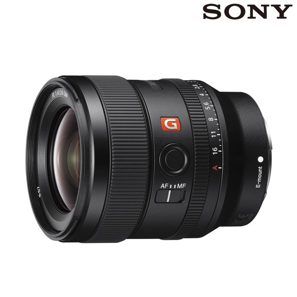 SEL24F14GM 소니 풀프레임 광각단렌즈 24mm F1.4 A9