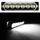 24V LED 차폭등 백색中/사이드램프/코너등/화물차용품